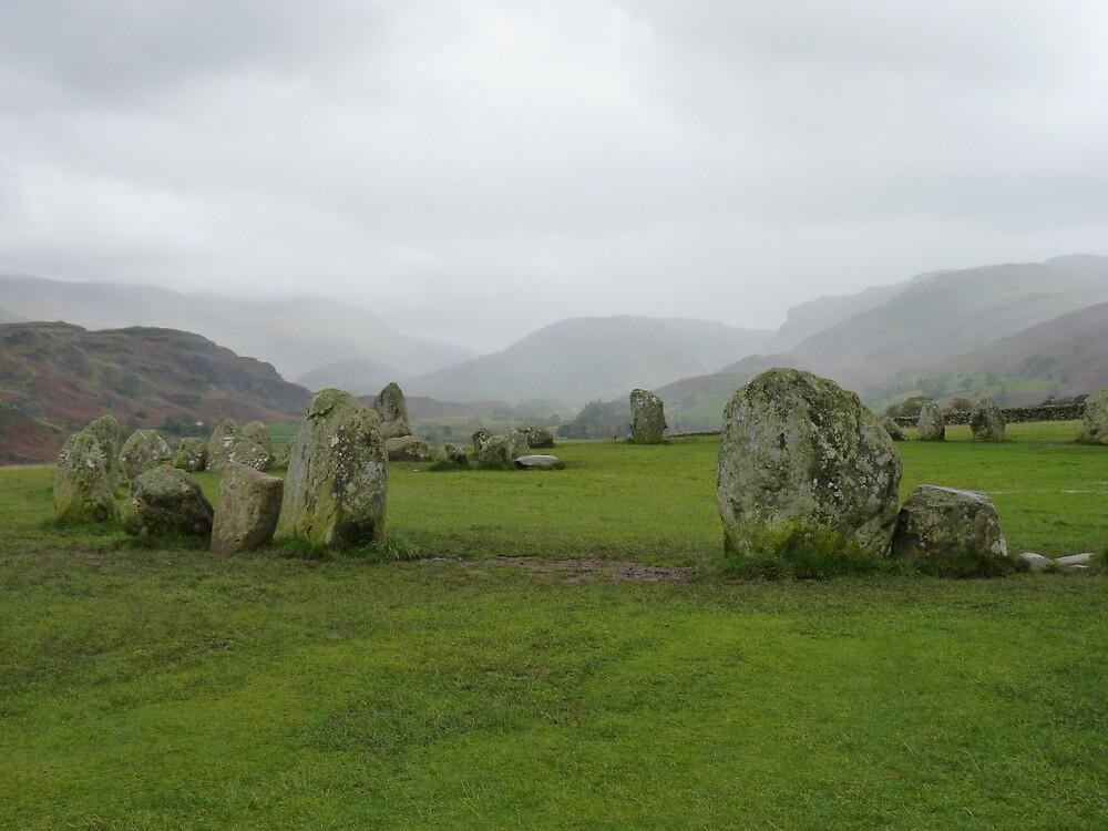 Castlerigg Stone Circle, Cumbria  by Graham Geldard