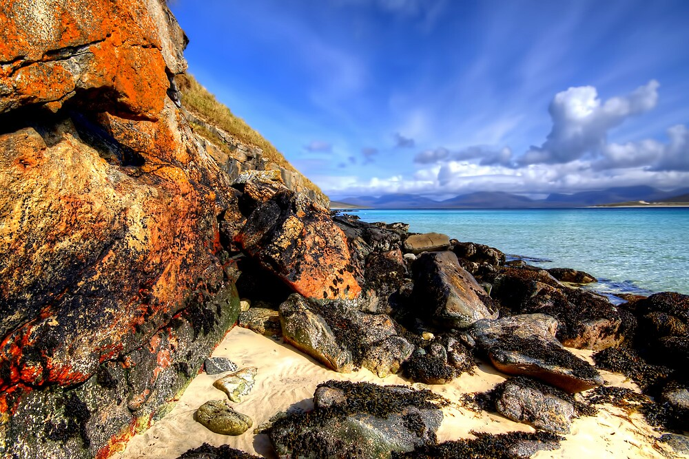 Horgabost, Isle Of Harris by Stephen Smith