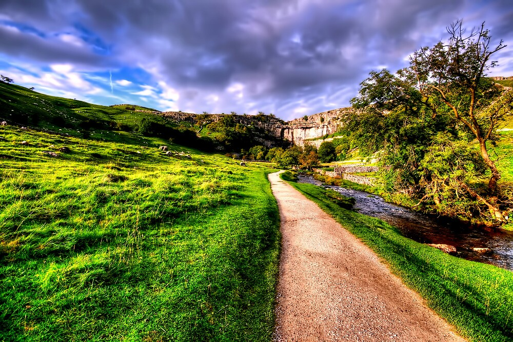 Malham Cove by Stephen Smith