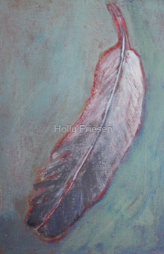 Feather by Holly Friesen