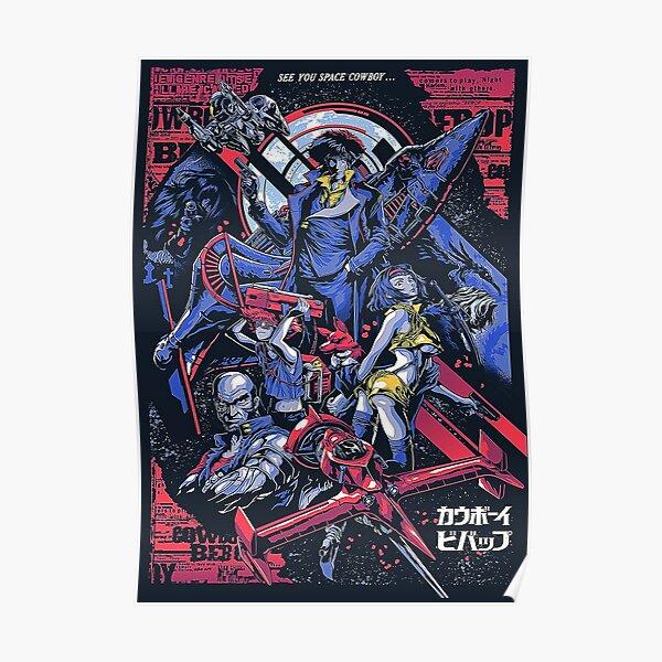 Cowboy Bebop19 Poster