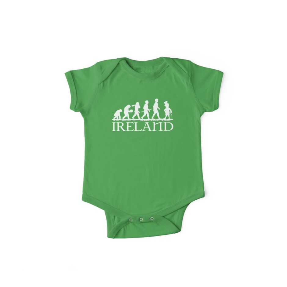 Evolve Ireland by RocketmanTees