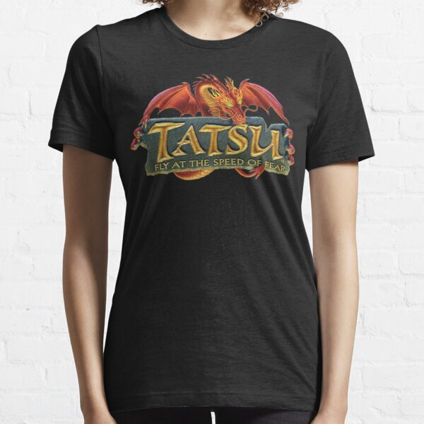 Tatsu Six Flags Magic Mountain Essential T-Shirt