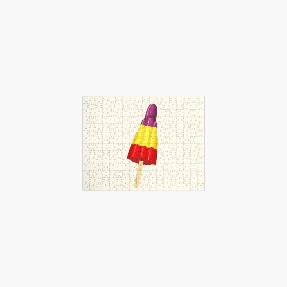 NDVH Iced Lolly Jigsaw Puzzle
