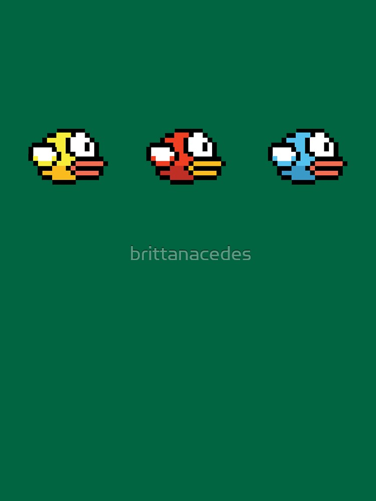 The Flappy Birds by brittanacedes