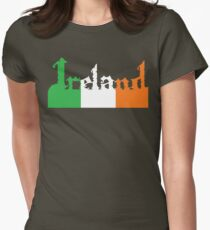 Saint Paddy's Day T-shirt Women's Fitted T-Shirt