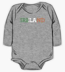 Saint Paddy's Day T-shirt One Piece - Long Sleeve