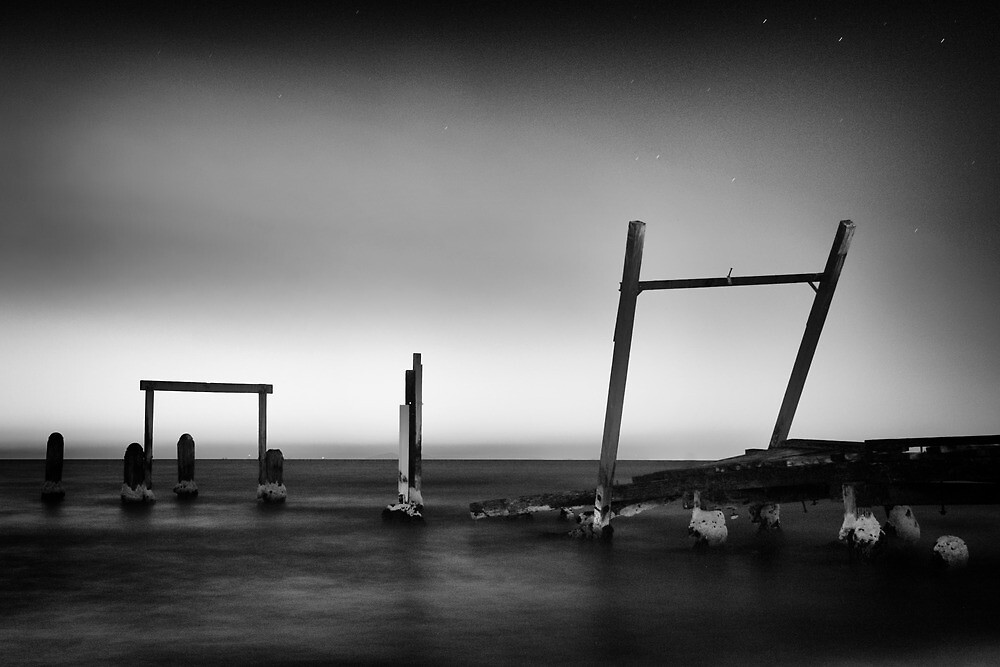 Driftwood. by Thomas Anderson