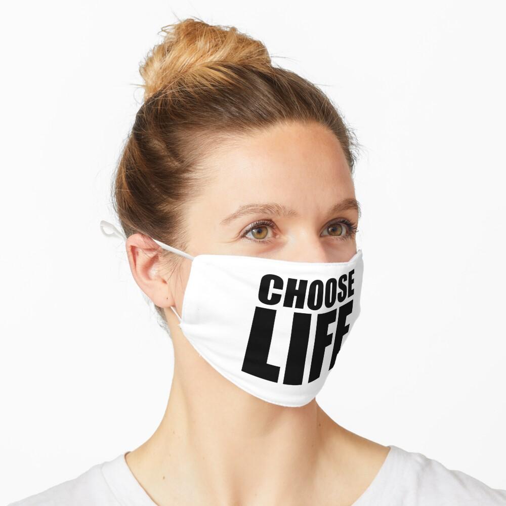 NDVH Choose Life Mask