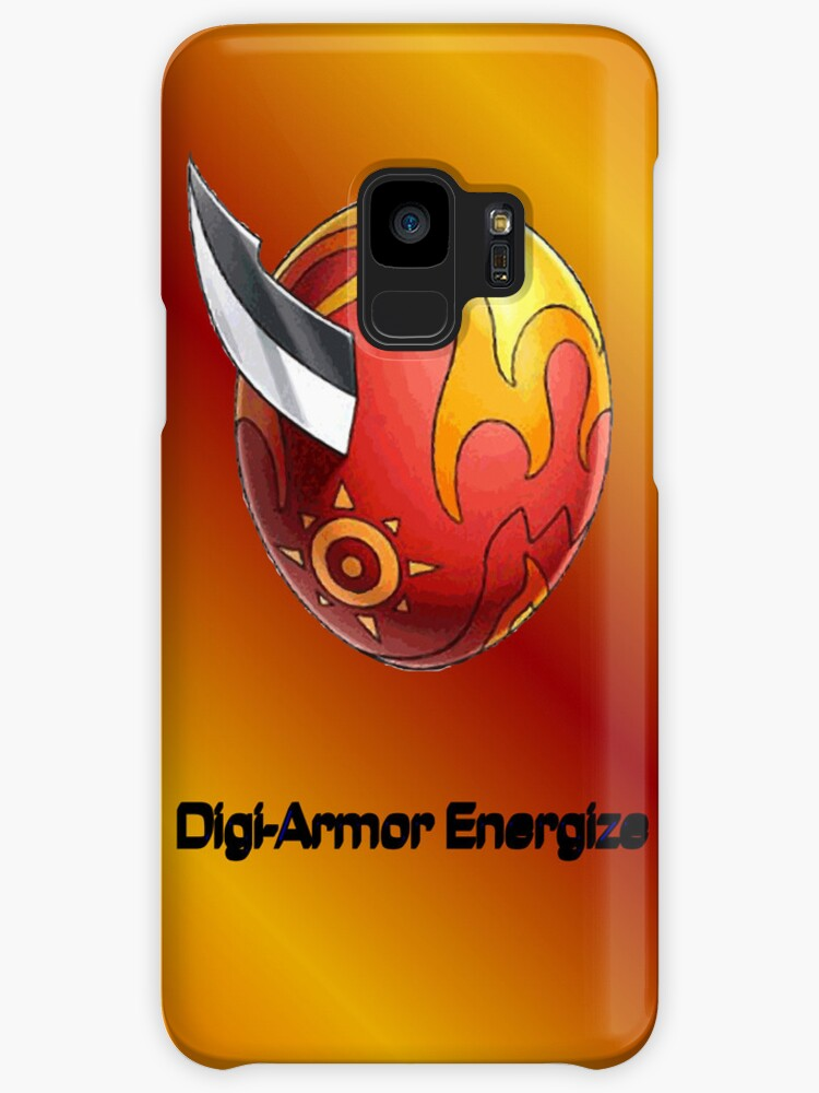 DigiEgg of Courage Phone Case by DigitalPokemon