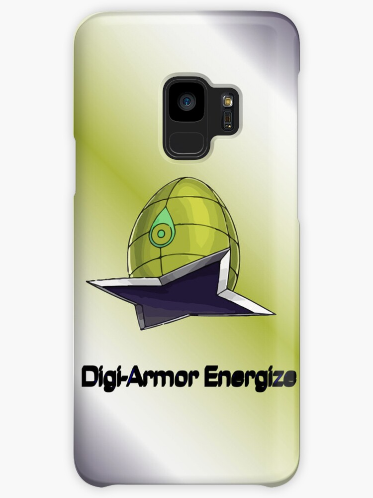 DigiEgg of Sincerity Phone Case by DigitalPokemon