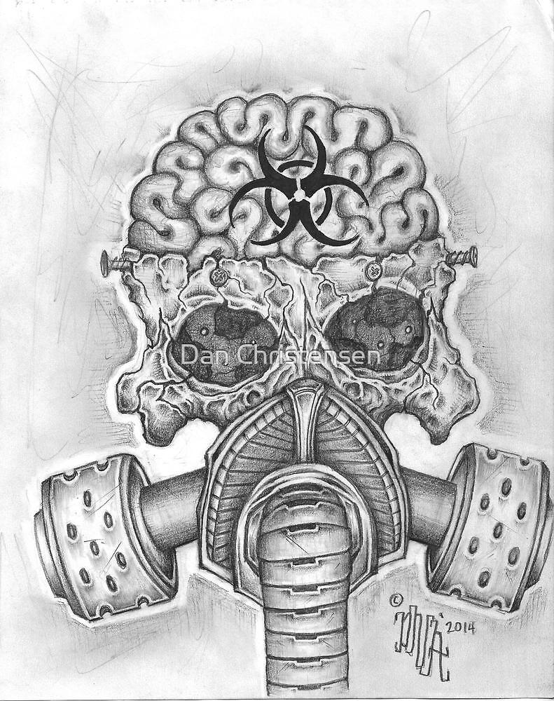 Contaminated Intelligence by Dan Christensen