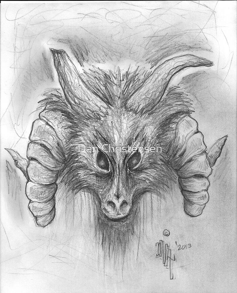 Black Sheep Screaming by Dan Christensen