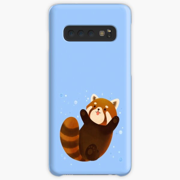Cute Chubby Red Panda Samsung Galaxy Snap Case