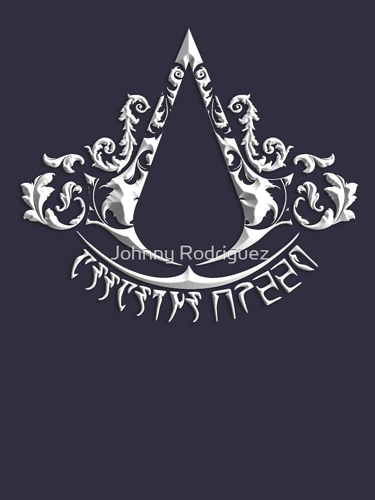 Deadric Script Assasin's Creed by johnnyr1108