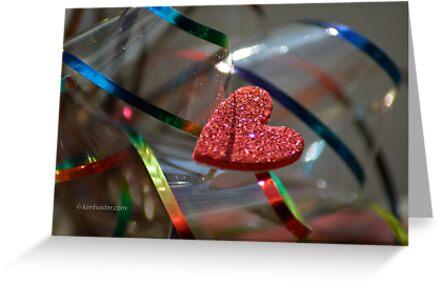 Ribbon Around My Heart by kimholder