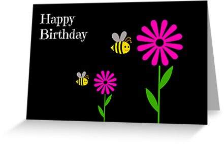 Children's Birthday Card by Paula J James