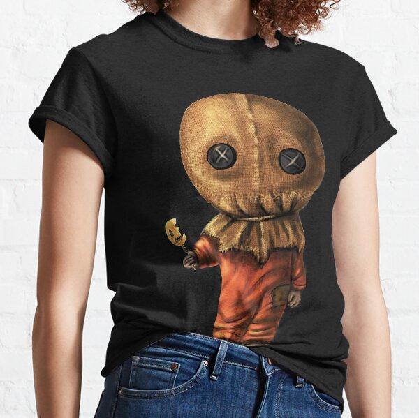Sam Trick 'R Treat Halloween Classic T-Shirt