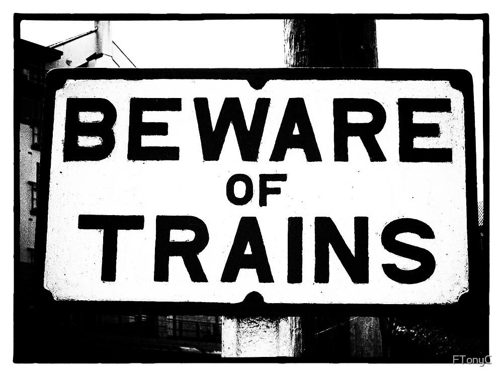 Beware of Trains by FTonyC