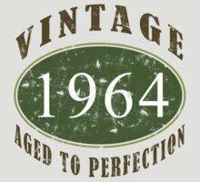 Vintage 1964, 50th Birthday T-Shirt | Unisex T-Shirt