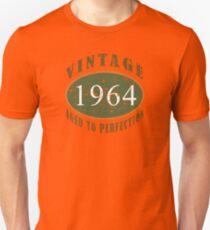Vintage 1964, 50th Birthday T-Shirt T-Shirt
