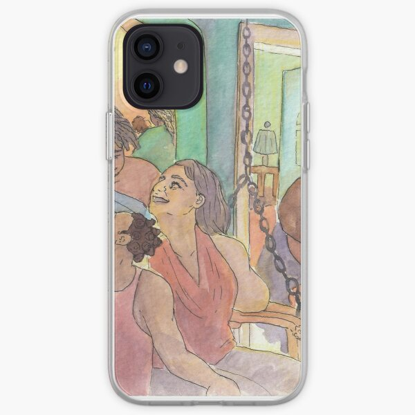 Where it is Warm iPhone Soft Case