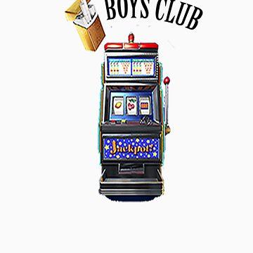 Hundredaire Boys Club by RoseFolks
