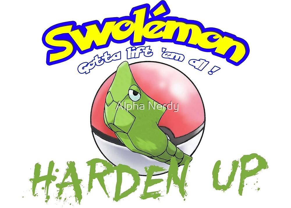 Pokemon - Harden Up by Chris Price