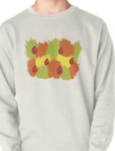 Autumn Leaves And Ladybugs T-Shirt