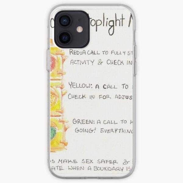 Sexicon: Stoplight Method iPhone Soft Case