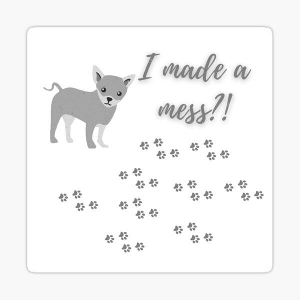 Cute Dog Sticker