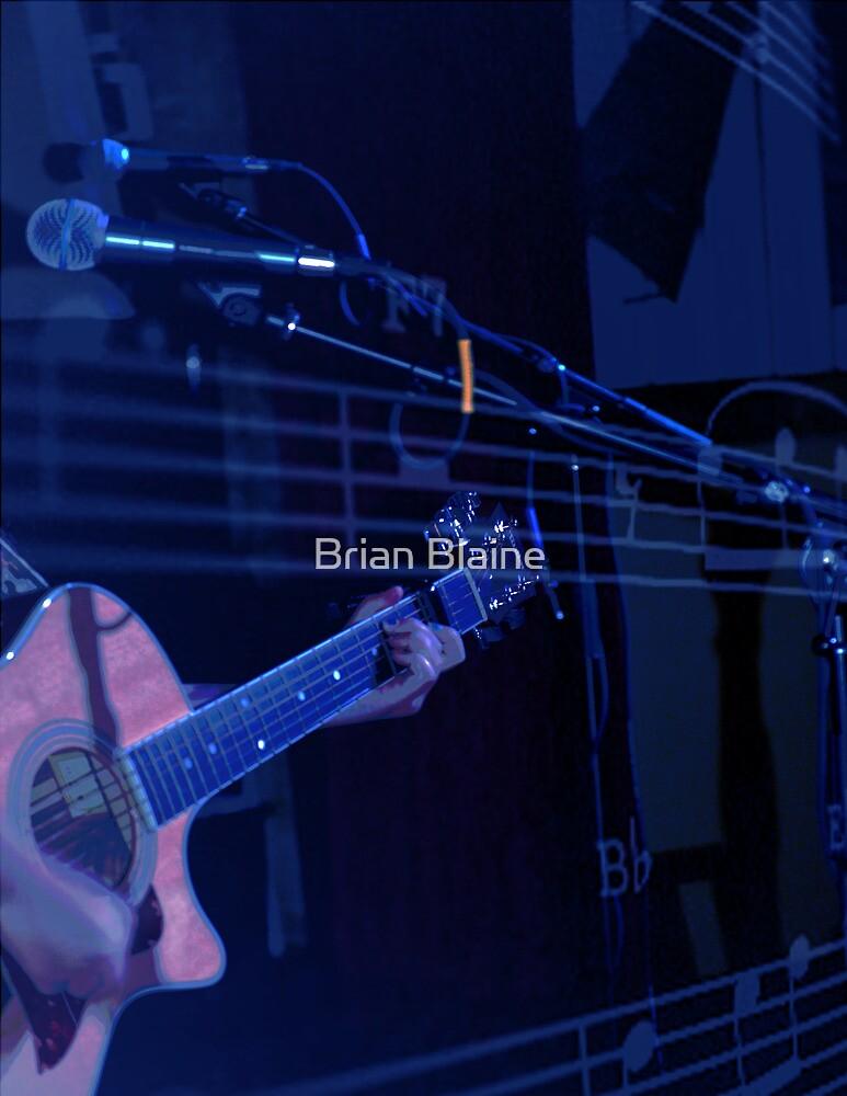 Music Mic. by Brian Blaine