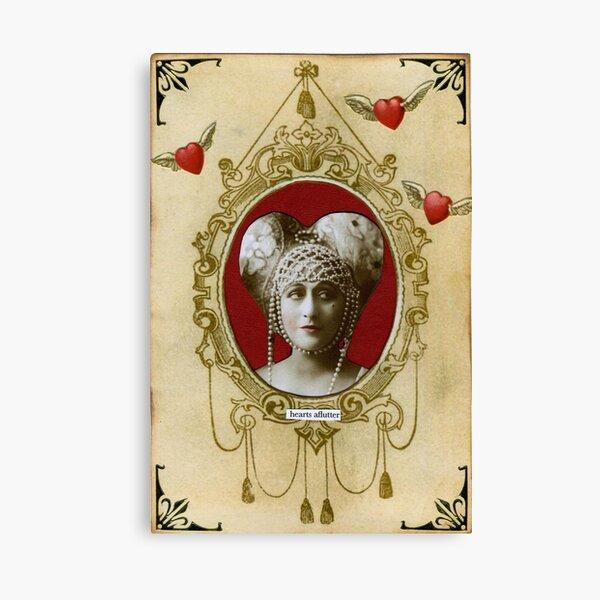 Valentine - Lady Treacle, Duchess of Marmalade Canvas Print