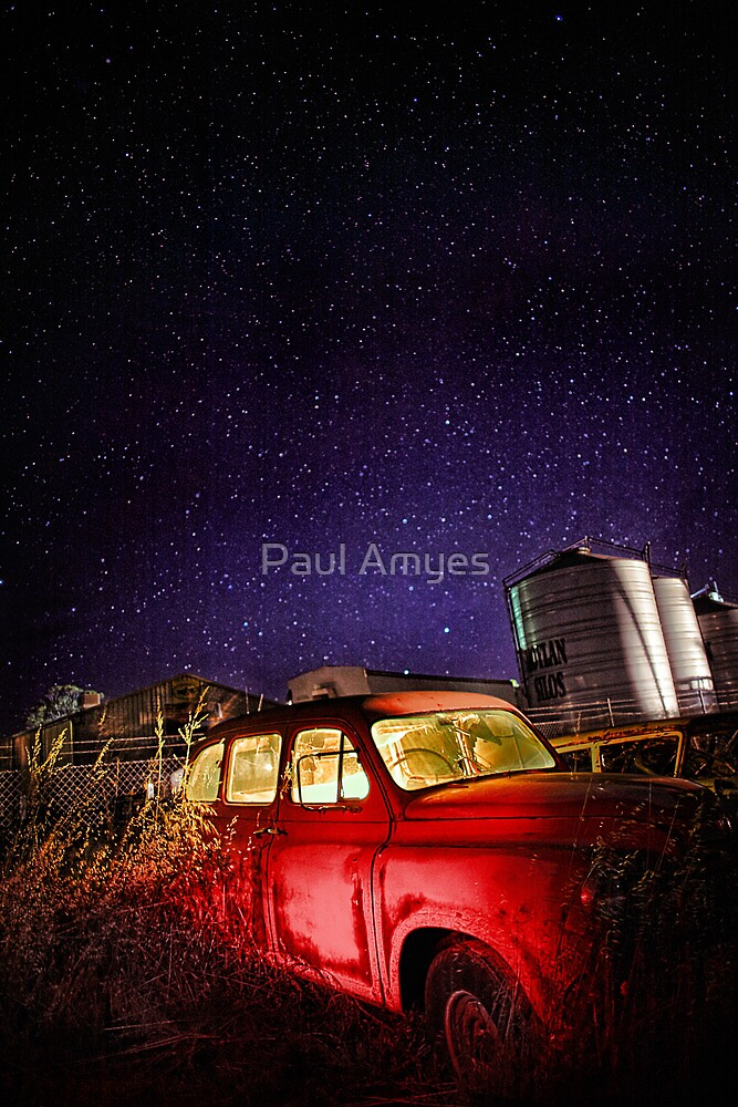 Wrecked by Paul Amyes