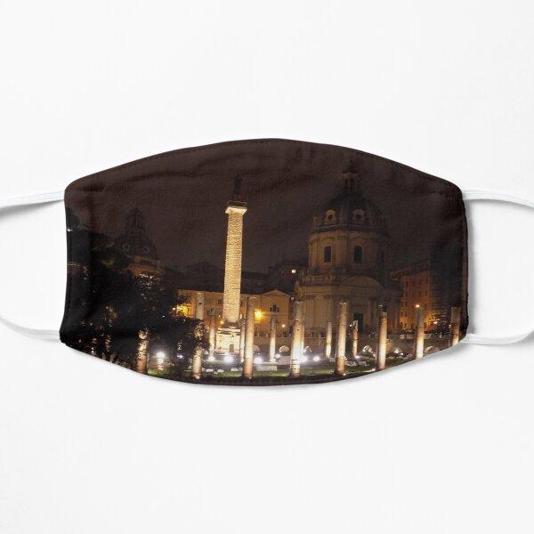 Puntos, luces, columnas: noches de niebla Mascarilla