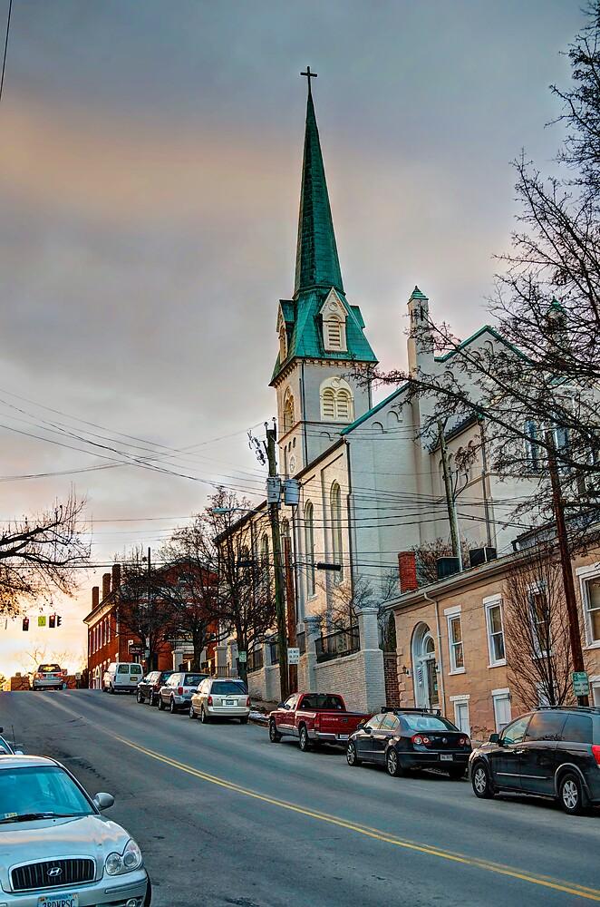 Fredericksburg, VA by jvoweaver