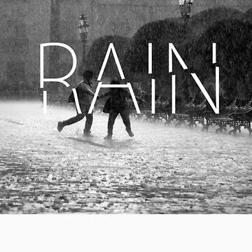 RAIN - The Falling by Xeminas
