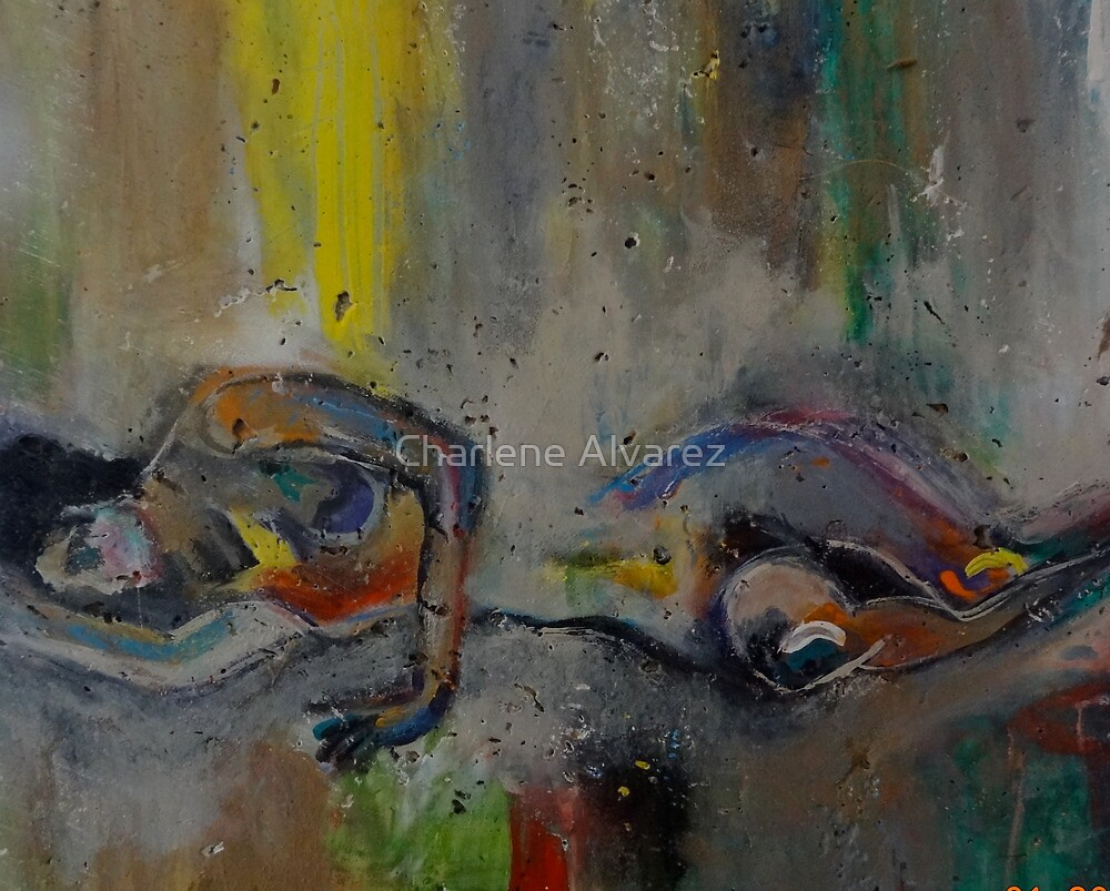 Tapestries  by Charlene Alvarez