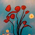 Blooms  by Charlene Alvarez