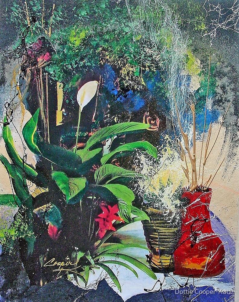 POTTED PLANT by Dottie Cooper-Katz
