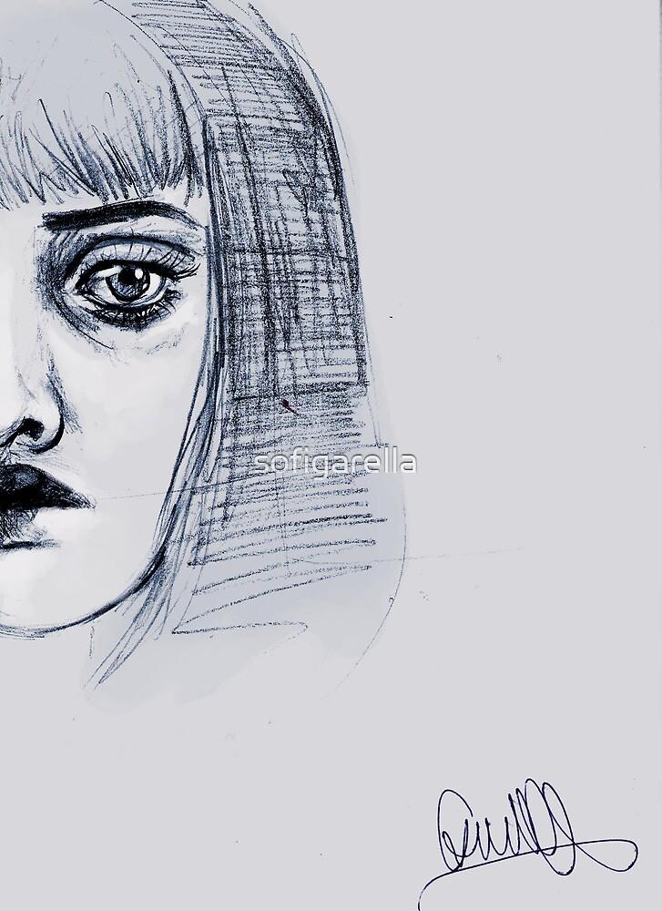 Apology Girl by sofigarella