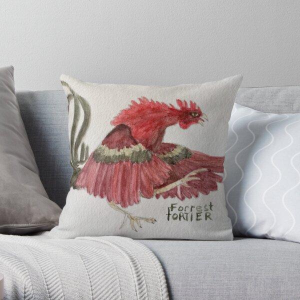 South Carolina Gamecock Throw Pillow