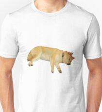 sleepy shibe Tee T-Shirt