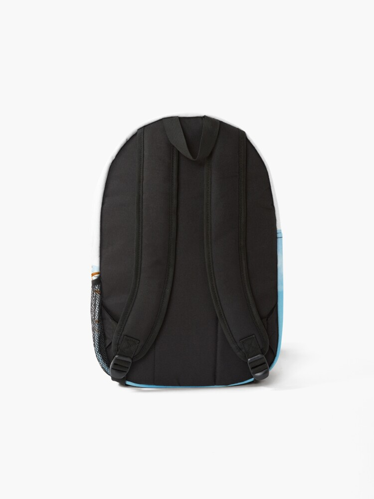 Alternate view of Autumn Newf Backpack