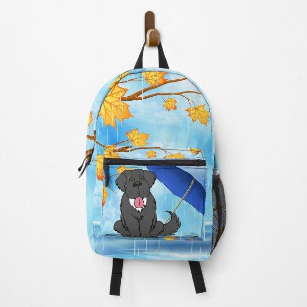 Autumn Newf Backpack