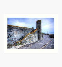 Lyme Regis Art Print