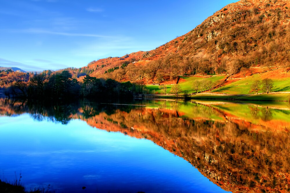 Rydal Water by Stephen Smith
