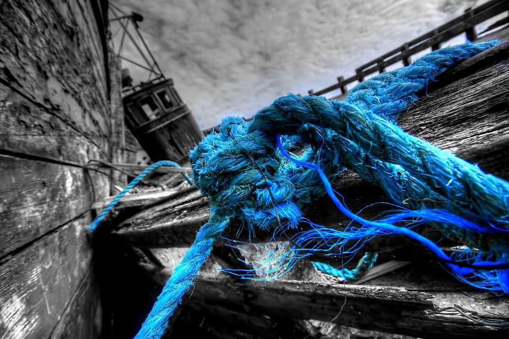 Salen Wrecks, Isle of Mull by Stephen Smith