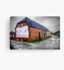 Bere Regis Cottage, Dorset Metal Print