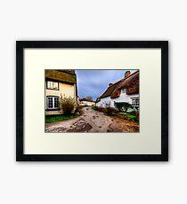 Bere Regis, Dorset Framed Print